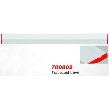 Aluminum Trapezoid Level of 700802