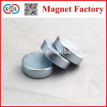 N35 круглый магнит форме 15 мм x 5 мм