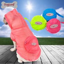 Skin Wear Hund Regenmantel Pet Camo Jacke Kleidung Bekleidung