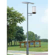 Lumière du jardin solaire (jardin, jardin, place, parc, éclairage carré)
