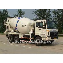 2015 Alta Eficiencia Foton 6x4 camión hormigonera, 10m3 camión hormigonera de gran capacidad