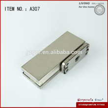 Concealed floor hinge A307 for glass door hinge for glass products