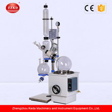 Rotary Evaporator Distillation Procedure