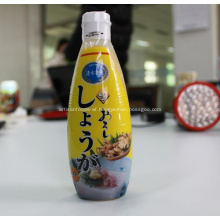 Soft Bottle Chilled Ginger Seasoning Puree
