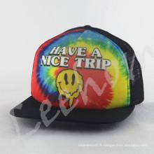 Mitchell et Ness Snapback Flat Visor Mesh Cap