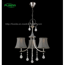 Cloth Shade Pendant Lamp for Living Room (D-8149/3)