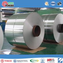 Folha 304L de aço inoxidável recozida & conservando com certificado do GV