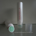 """40mm (1 9/16"""") Plastic Round Tube with Brush Applicator for Cosmetics Packaging"""