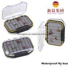 Double Side Solide Foam Insert Waterproof Fly Box