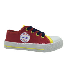 Bunter Kinder Canvas Sneaker (X164-S & B)