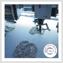cabo de 12 cabeça máquinas de bordado do computador em zhuji