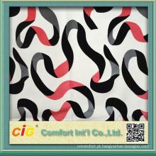 137cm Funiture casa uso reunindo Design 0,8 mm PU couro tela