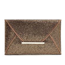 Sequin Pattern Women Envelope Bag Clutches