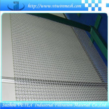 Crimped Square Wire Mesh Used in Coal