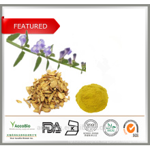 High Quality 100% Natural Certificated Organic Baical Skullcap Root Extract Powder