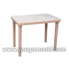 Plastic Square Desk Mould