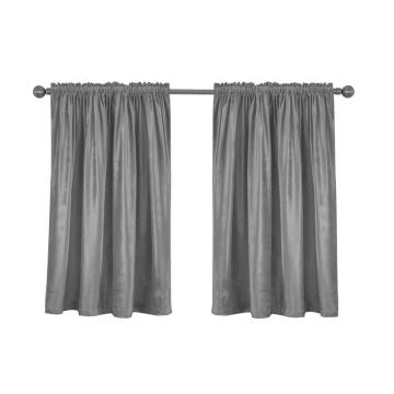 modern blind luxury fashion shower grey curtains for home curtains parites