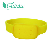 Factory Price Anti Mosquito Silicone Wristband