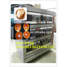 Máquina de cozimento de pastelaria / Cookies Baking Machine