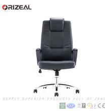 Orizeal Haut dossier en cuir PU exécutif chaise de bureau à vendre (OZ-OCL011A)