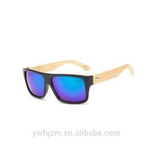 Wholesale logotipo personalizado óculos de sol mulheres óculos de sol de madeira