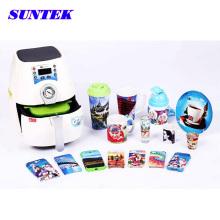 Máquina de la prensa del calor de la sublimación de Suntek 3D Mini (ST-1520)