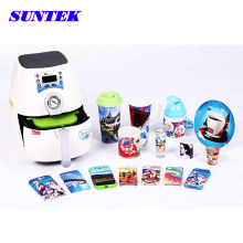 3D Sublimation Vacuum Machine for Combo Mug&Phone Cases (ST-1520BW)