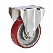 High Quality Medium Duty PU Wheel Caster