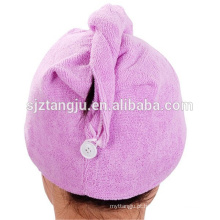 Toalha De Secagem De Cabelo - Turbante - Magic Hair