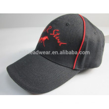 Wholesale Korean Style Embroidery Tear Up Snapback Baseball Cap