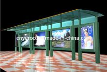 2013 Bus shelter