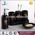 Lebendige Waren hochwertiges Kollektion 7-teiliges keramisches Badzubehör Set