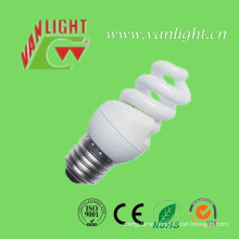 Full Spiral Series T2-5W Energy Saving Lamps ESL (VLC-FST2-5W)