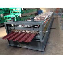 Brick machine metal layer roof machinery