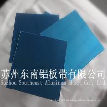 1050 H14 hoja de aluminio para el disipador de calor