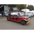16 seater Electric sightseeing tour car shuttle bus