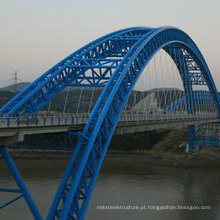 Construção e design de ponte de estrutura de aço leve (wz-545099)