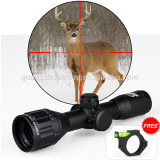 6x32mm tactical rifle scopes for hunting/airsoft gun scopes