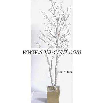 Vacaciones decorativas boda Crystal Tree 142CM