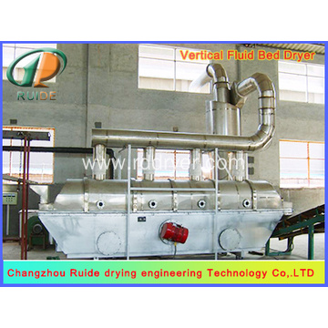 Box-shaped Fluidizing Dryer