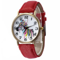 Noble Leather Wrist Watch for Women