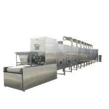 Commerical onion egg tray garlic chips herbs conveyor mesh belt drying equipment microwave CE certified dehydrator machine