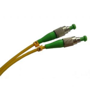 FC / APC-FC / APC Simplex Sm Fibre Optique Patch Cord