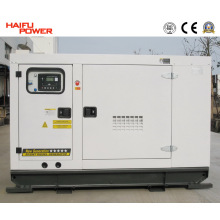 104kw/130kVA Soundproof Cummins Power Generator