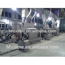 Preço competitivo de alta capacidade de óleo de soja que faz o equipamento, maquinaria do óleo de soja, máquina de óleo de soja