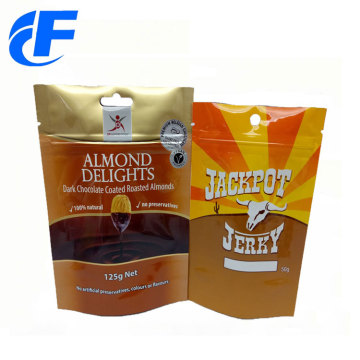 500g Custom printing aluminum foil powder packaging bag