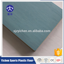 pvc homogeneous floor/pvc coin design floor for supermarket, gym,hall, shop court