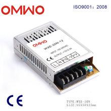 Controlador de fuente de alimentación de conmutación impermeable de voltaje constante de LED