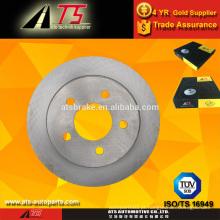Rotor de freio de qualidade OEM F1LY2C026A fabricante de freio de disco para disco de freio traseiro FORD