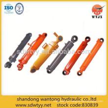 Cilindros hidráulicos para carregadeiras